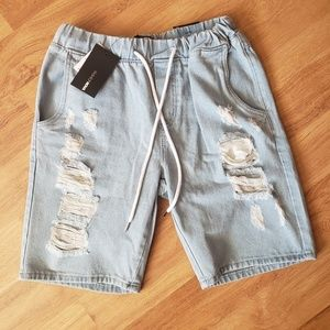NEW Fashion Nava Tom Boy high waste Shorts
